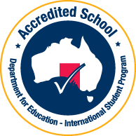 Study abroad in a South Australian Government School